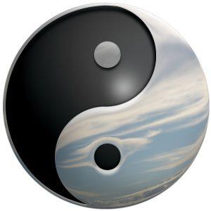 Wissenswertes zu Qi Gong - Yin Yang Symbol