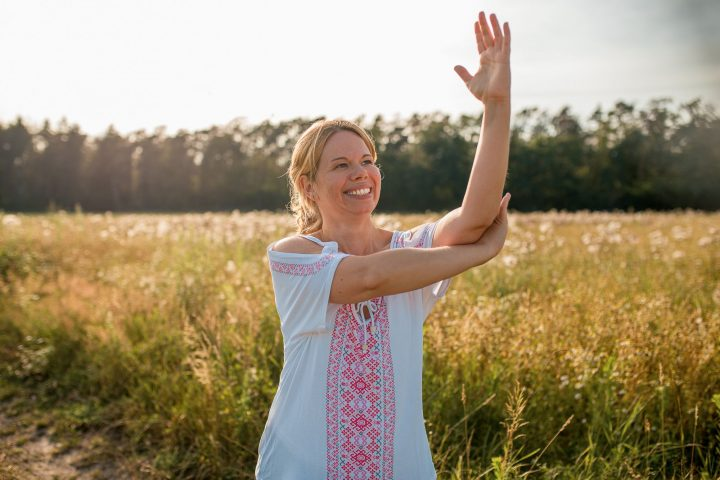 Qi Gong im Sommer